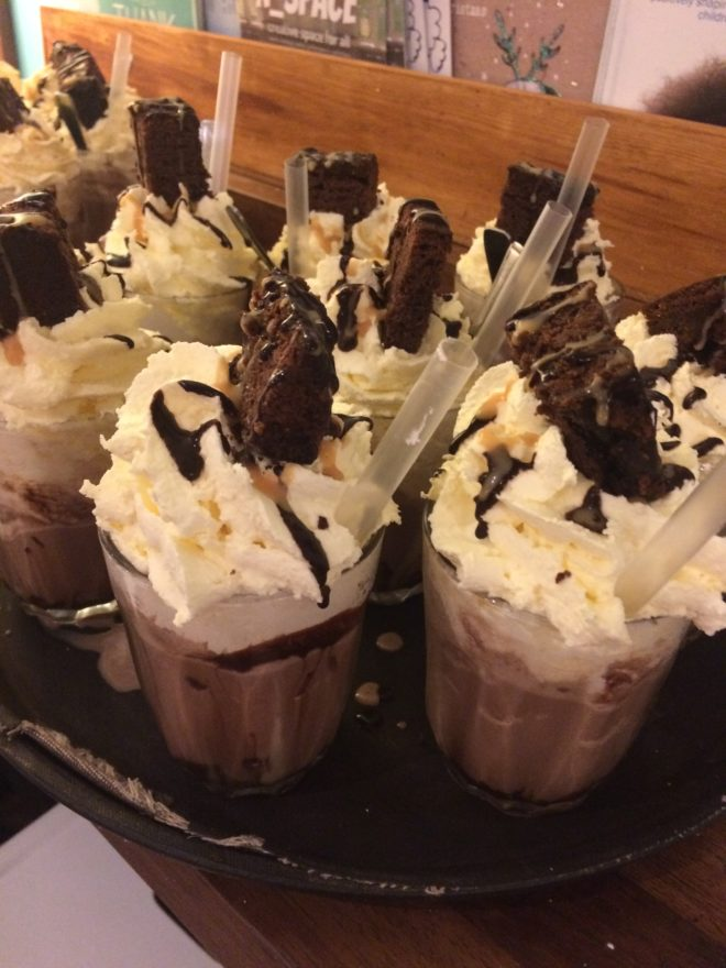 Pudding Pantry freakshake