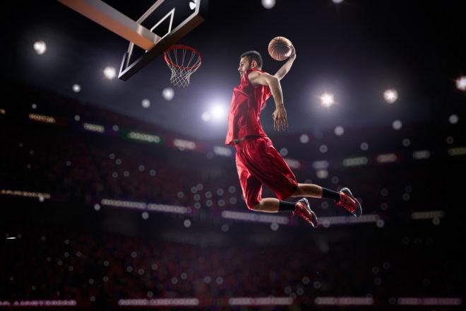 Jump Basketball