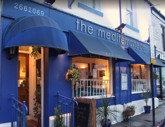 The Mediterranean Restaurant