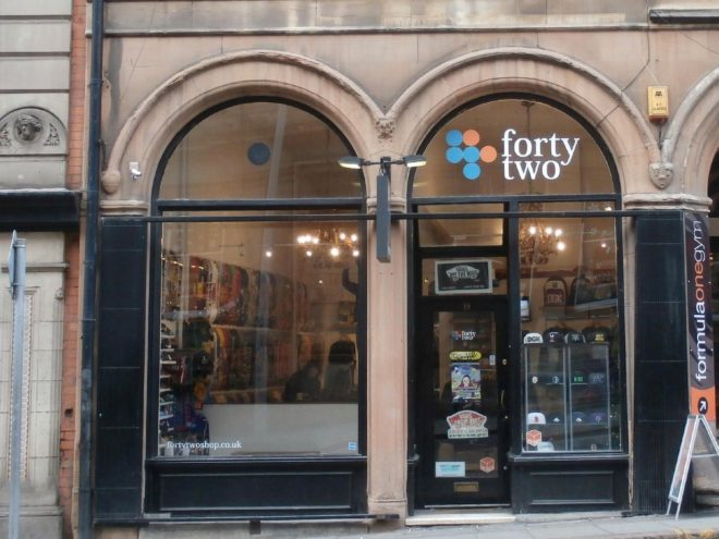 Forty Two Shop