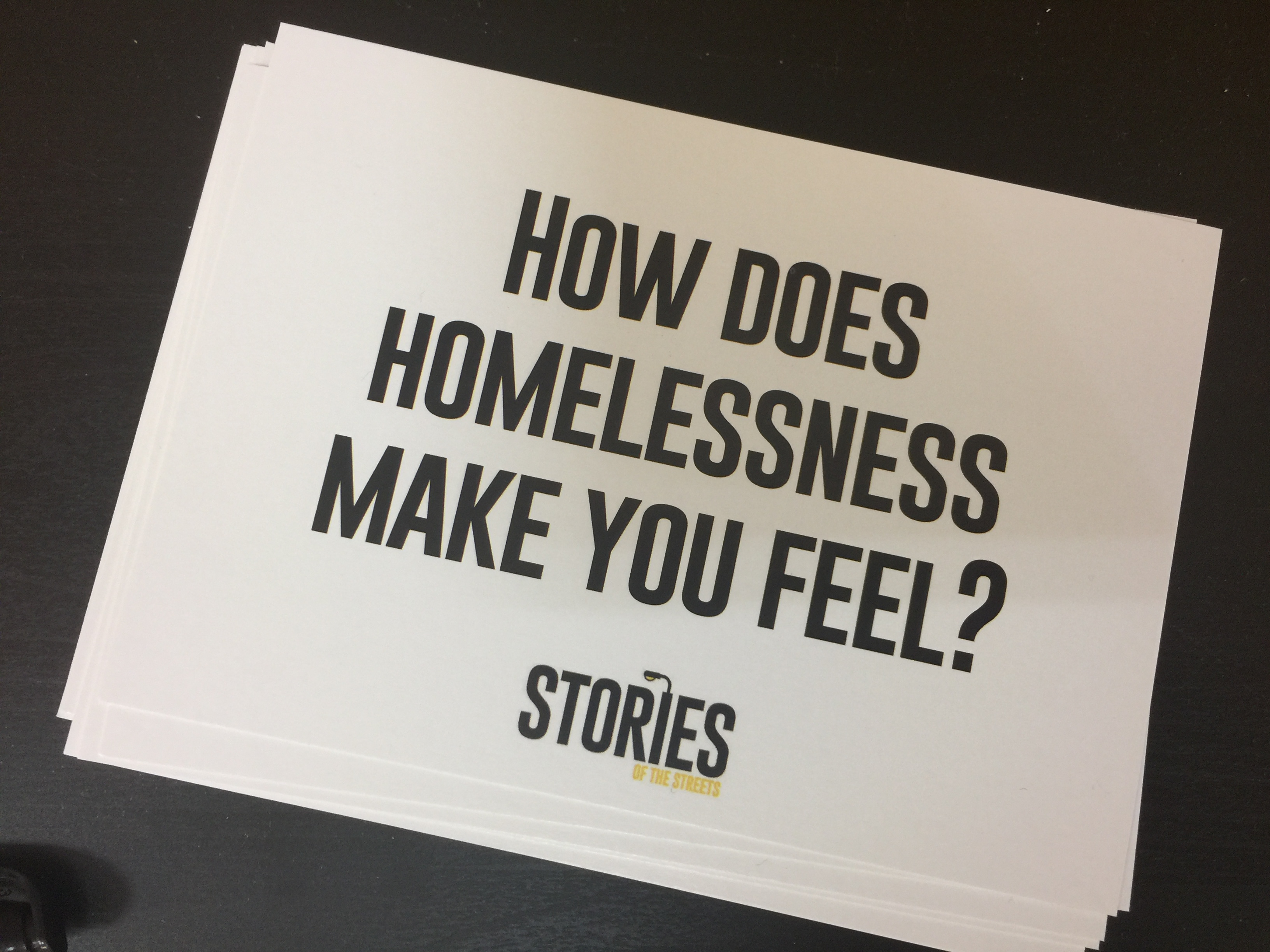 Homelessness Project