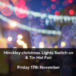 Hinckley Christmas Lights switch on