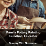 Family pottery painting