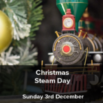 Christmas steam day