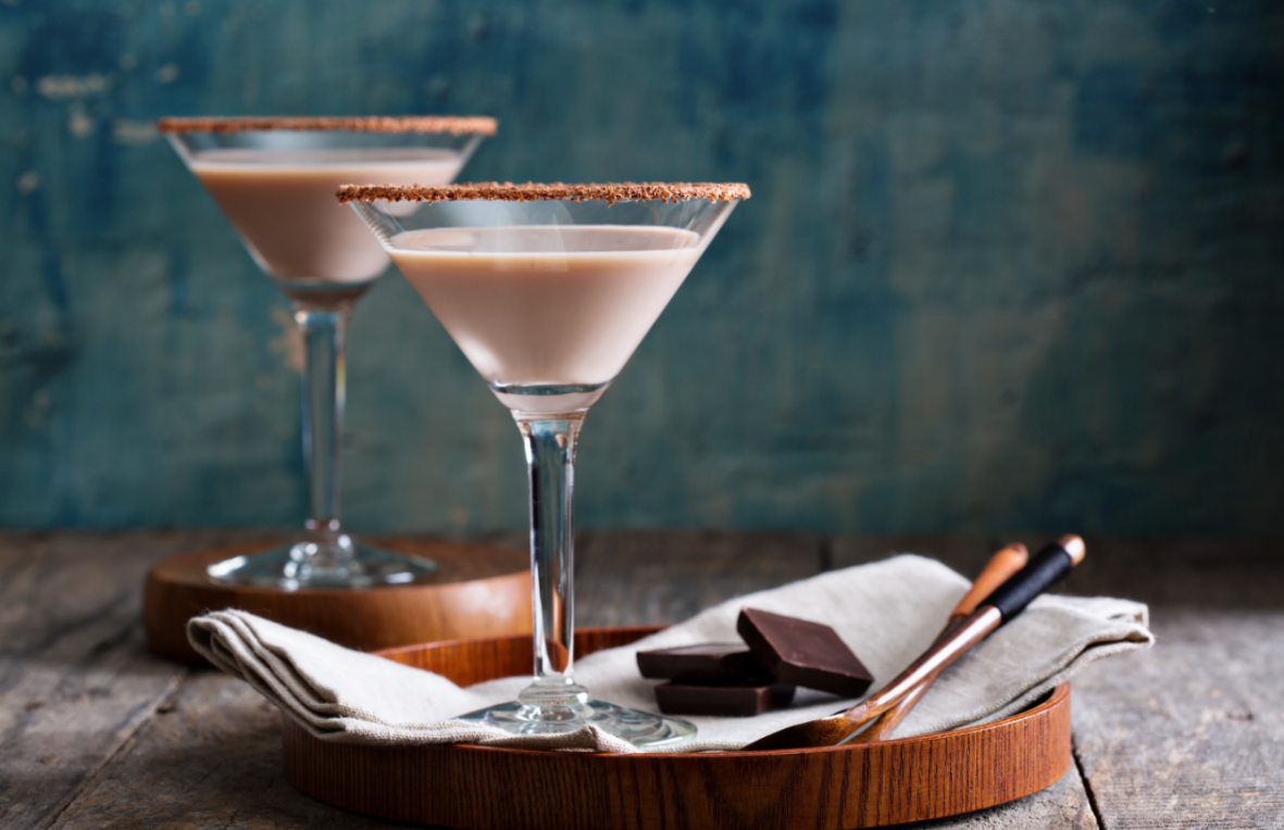 Chocolate Cocktail - Shutterstock