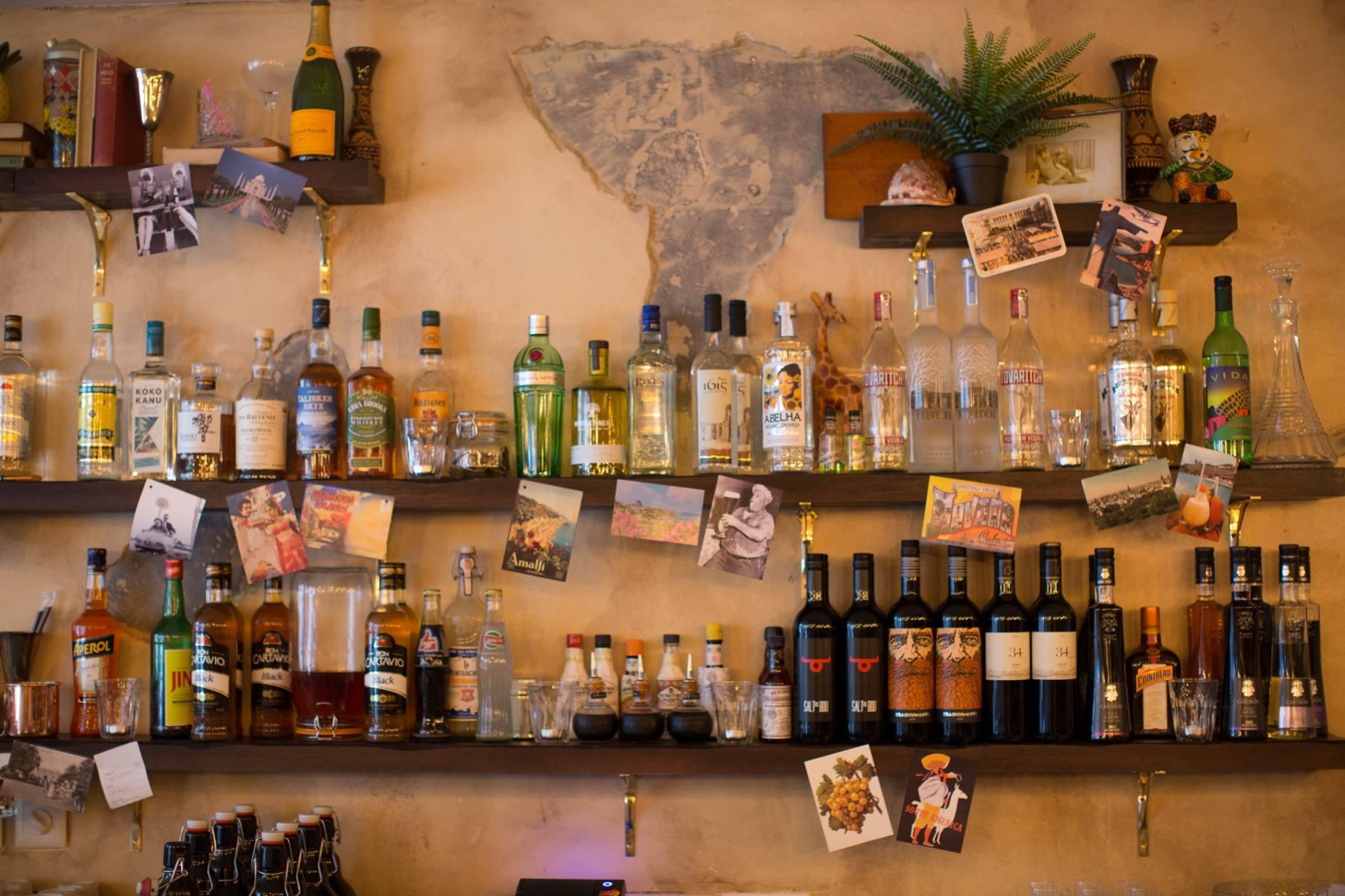 Rickshaw Rick's Bar