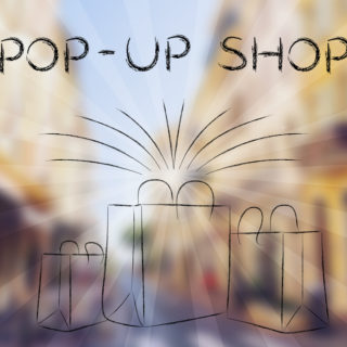 Pop up Shops