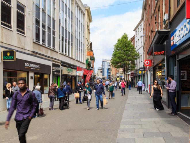 Nottingham Shopping