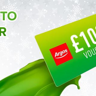 £100 argos gift card