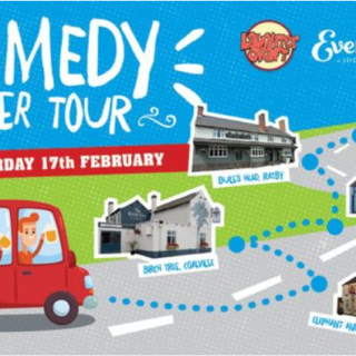 Comedy Beer Tour