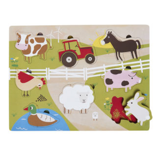 Top 10 non chocolate easter gifts for children snizl blog springtime wooden puzzle negle Choice Image