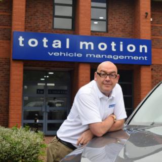Total Motion - Simon Hill