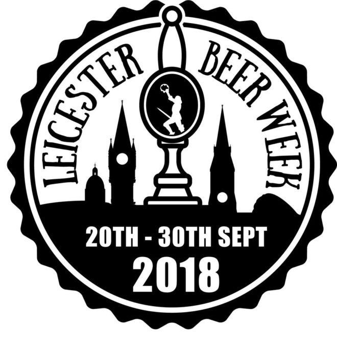 Leicester Beer Week Logo