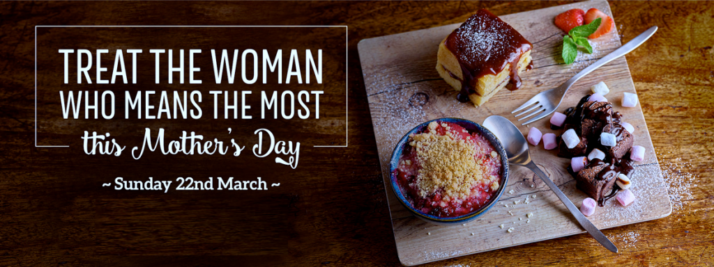 Mother's Day restaurants - Toby Carvery!
