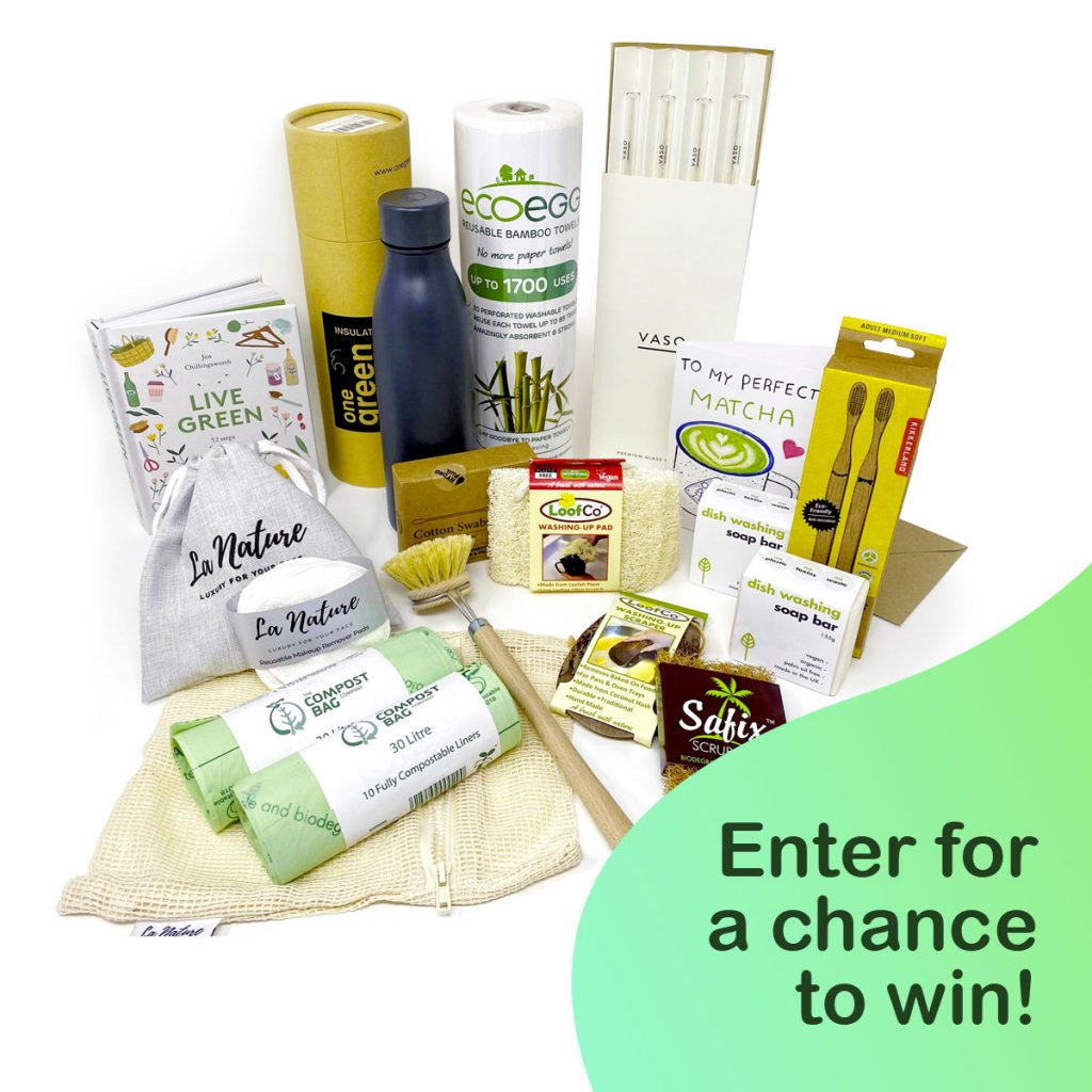 Competition to win eco-friendly cleaning bundle