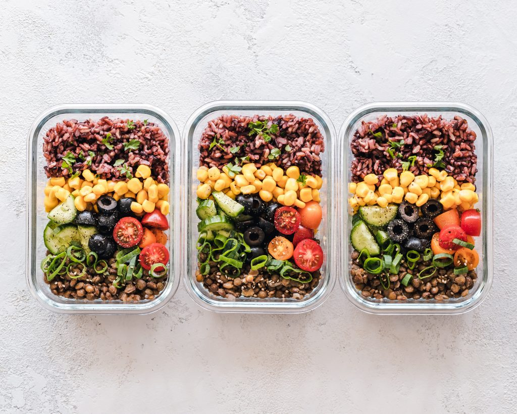 Prepare Your Meals in Advance to become more sustainable